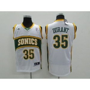 Seattle SuperSonics Kevin Durant Jersey